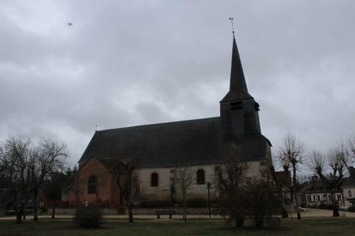 Eglise de Brinon-sur-Sauldre