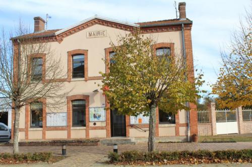 Mairie de Brinon-sur-Sauldre