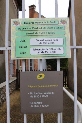 Maison de la forêt et agence postale
